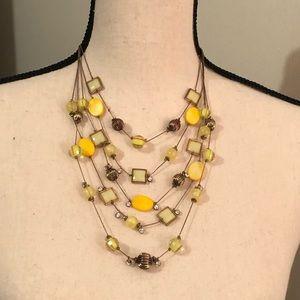 Jewelry - Multi Strand Necklace